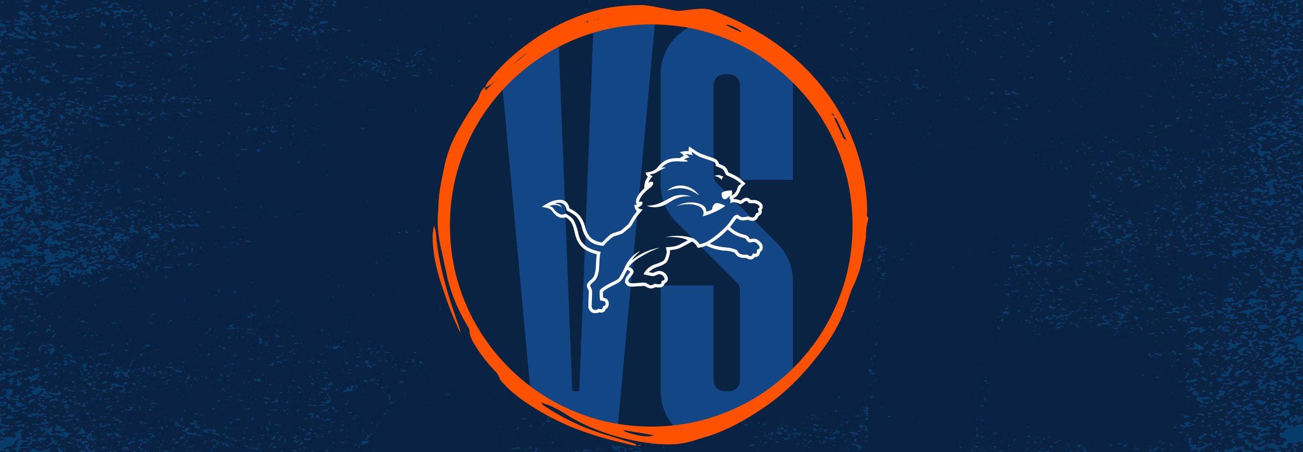 Broncos vs Lions - Week 14