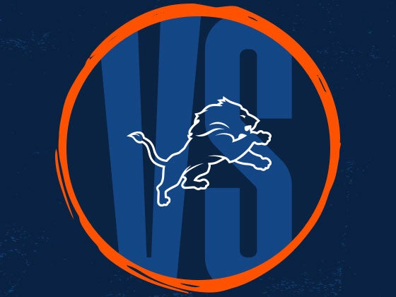 More Info for Broncos vs Lions - Week 14