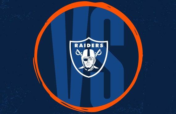 More Info for Broncos vs Raiders - Week 6