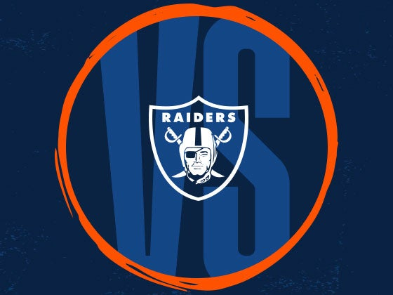 More Info for Broncos vs Raiders - Week 6