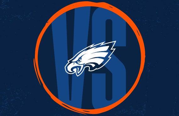 More Info for Broncos vs Eagles - Week 10