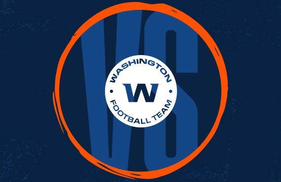 More Info for Broncos vs Washington - Week 8