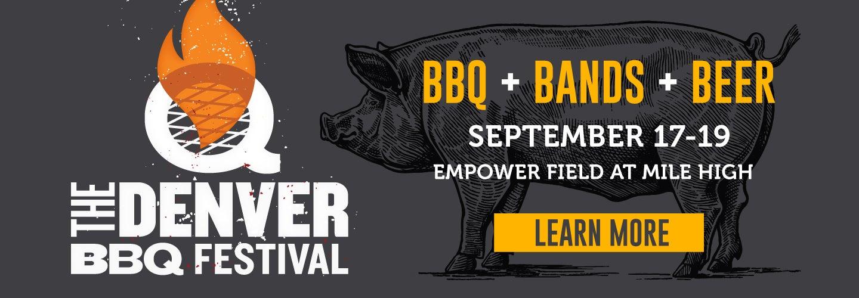 The Denver BBQ Festival
